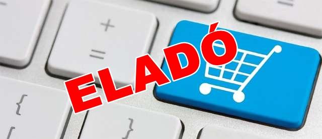 elado webáruház