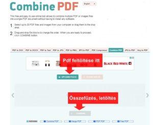 pdf összefűzése
